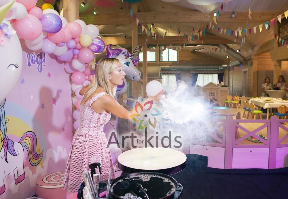 Единороги в Детском клубе  «Индиго»