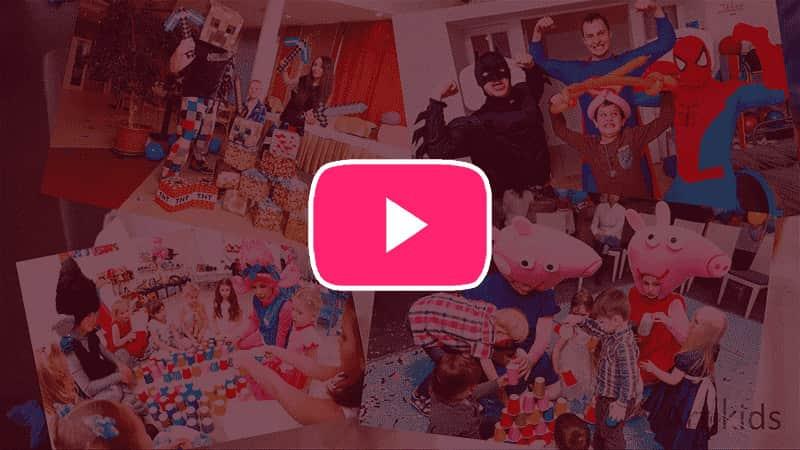 Организация самых ярких детских праздников в Санкт-Петербурге!
