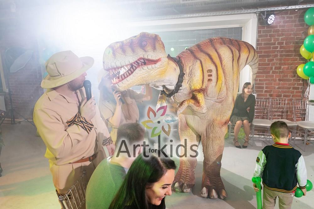 На поиски Динозавра