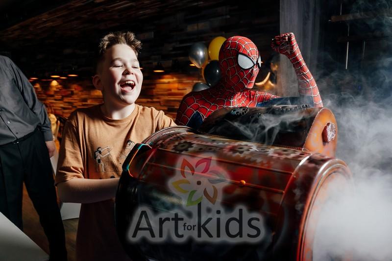 Супергеройская Party